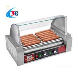 Bếp nướng xúc xích 7 thanh nhiệt