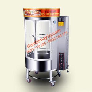 Lò quay vịt than và gas 3G-850